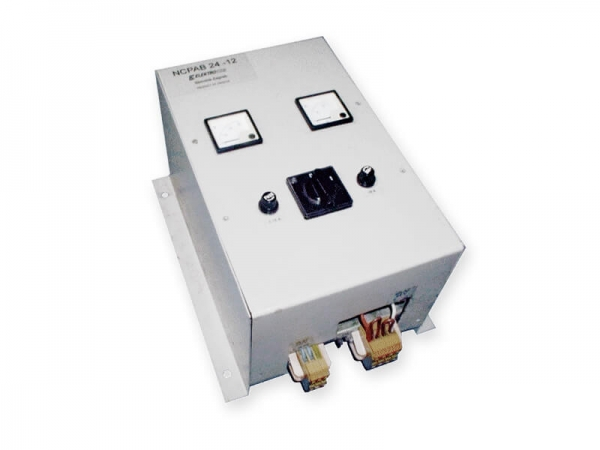 Rectifier - Charger NCPAB 24-12